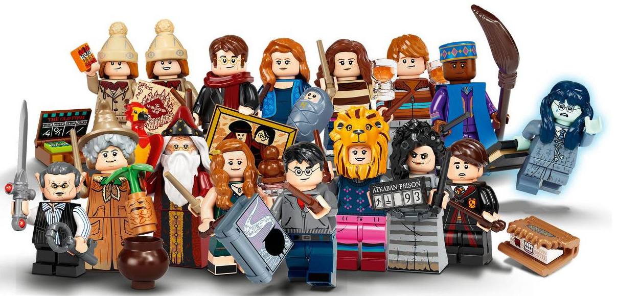 Lego71028 Harry Potter S2